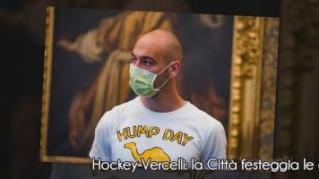 Hockey Vercelli: la Città festeggia le coppe dell'Hockey Vercelli