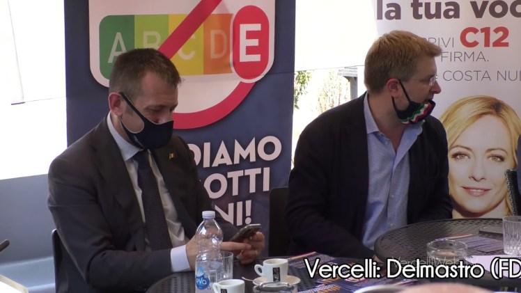"""Vercelli: Delmastro (FDI) """"Il governo tuteli il riso italiano"""""""