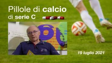 """Calcio serie C: le """"pillole di Franco Bautieri"""""""