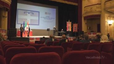 Vercelli: consegnato il Drapò ai sindaci della provincia