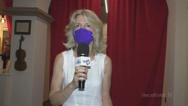 Vercelli: Cristina Canziani presenta i prossimi appuntamenti del Viotti Festival Estate