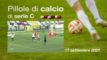 Calcio serie C: domenica in campo per la 4a di campionato