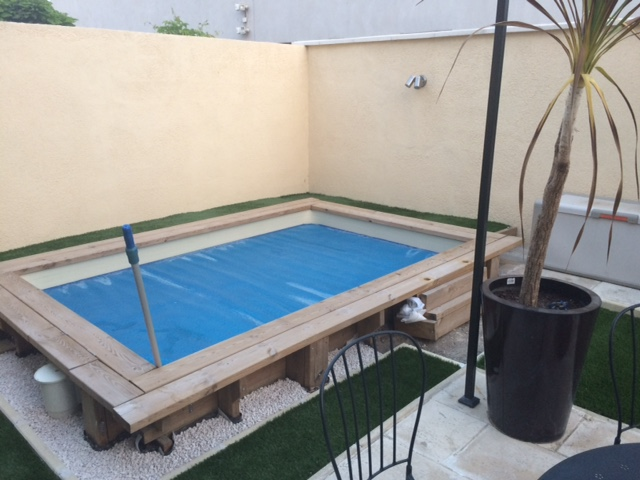 La mini piscine prix discount vercors piscine for Micro piscine