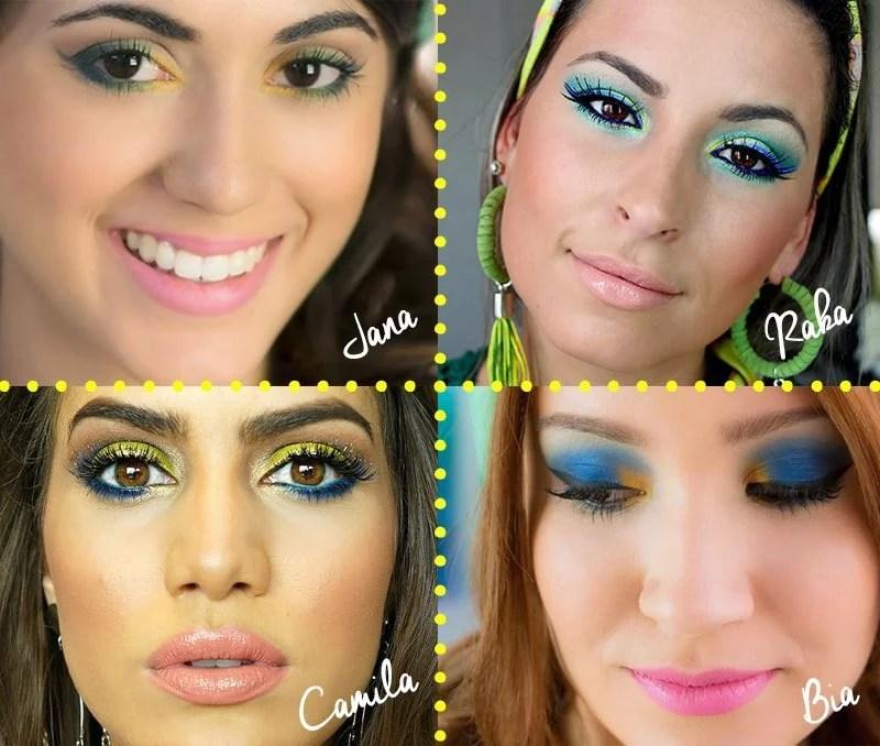blogueiras make copa