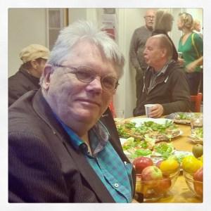 Jan Edling, analytiker och förbundsstyrelseledamot höll i vårt seminarium om hur vi kan skapa social rättvisa i Sverige.