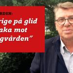 """Nytt nummer av Verdandisten! Tapio Salonen, välfärdsforskare:  """"Vi behöver en mer kreativ och modern välfärdspolitik"""""""