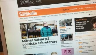 """""""Ovärdig när sköra patienter bollas runt"""" – Verdandi m fl skriver debattinlägg i Dagens Samhälle"""