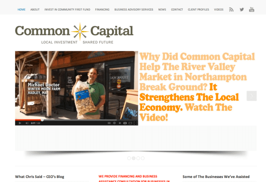 common capital homepage