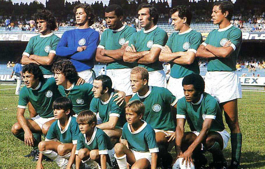 O Palmeiras no Campeonato Brasileiro 1972