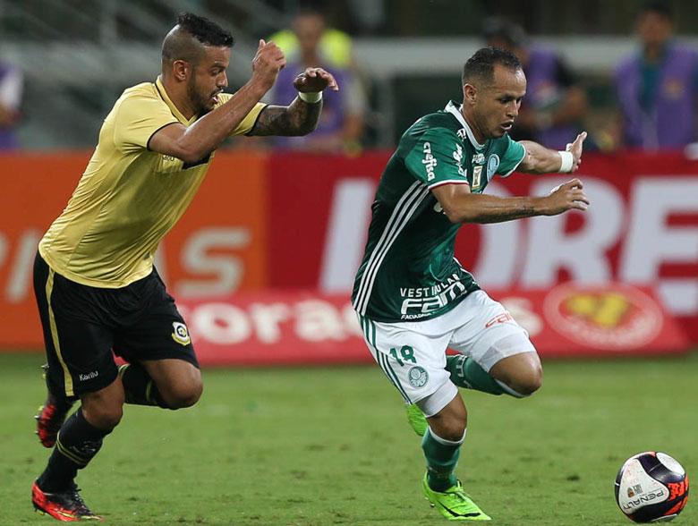 Palmeiras 2x0 São Bernardo