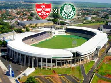 Linense x Palmeiras - Pré-jogo