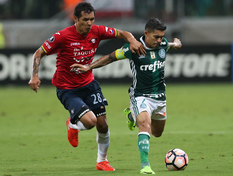 Palmeiras 1x0 Jorge Wilstermann