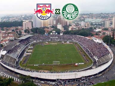 Pré-jogo Red Bull x Palmeiras