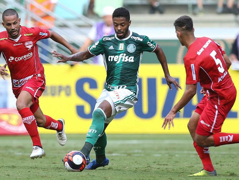 Palmeiras 2x2 Audax