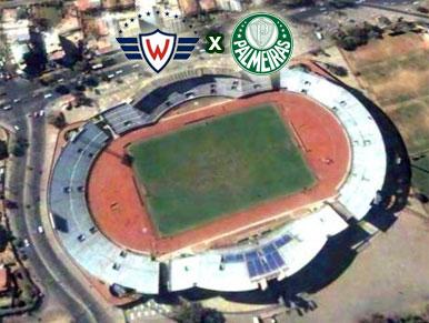 Pré-jogo Jorge Wilstermann x Palmeiras