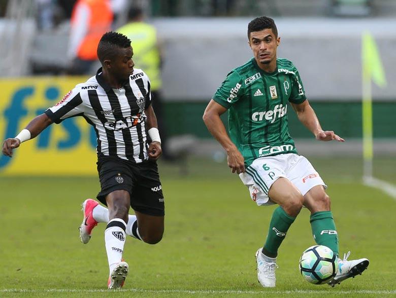 Palmeiras 0x0 Atlético-MG