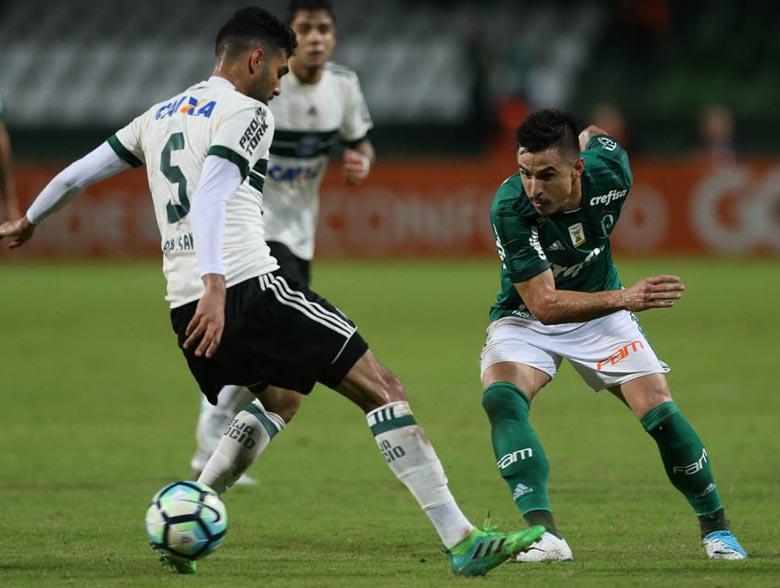 Coritiba 1x0 Palmeiras