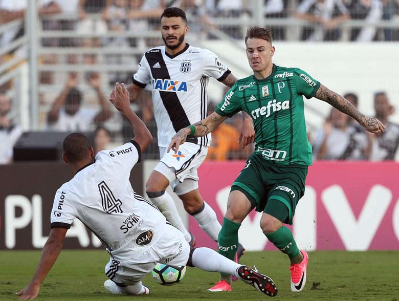 Ponte Preta 1x2 Palmeiras