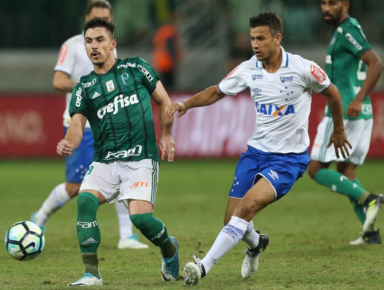 Palmeiras 3x3 Cruzeiro