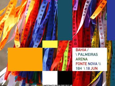 Pré-jogo Bahia x Palmeiras