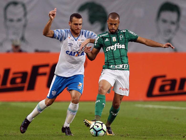 Palmeiras 2x0 Avaí