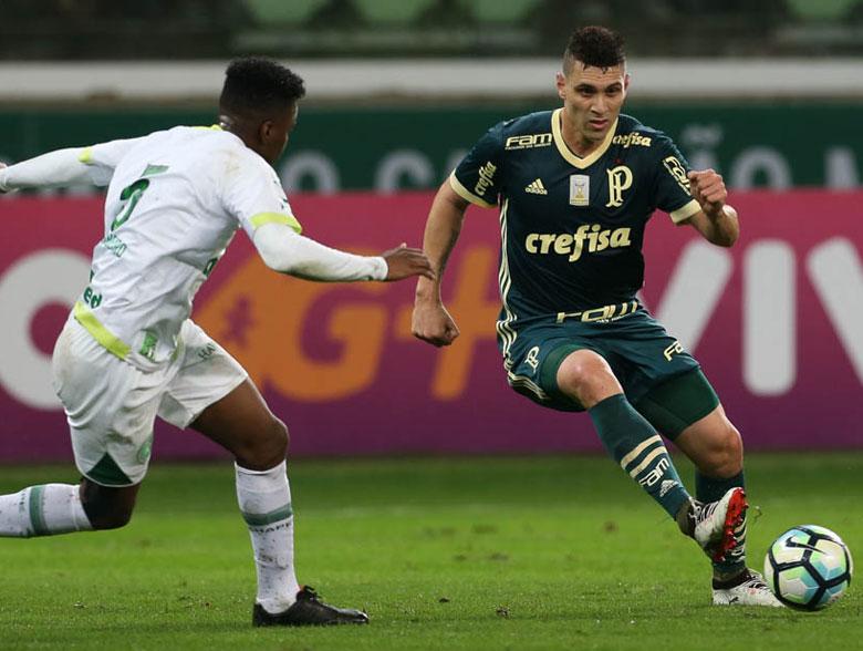 Palmeiras 0x2 Chapecoense