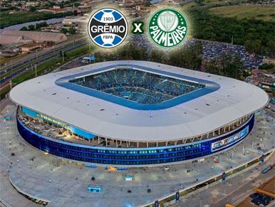 Pré-jogo Grêmio x Palmeiras