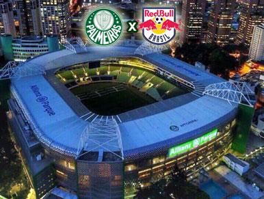 Pré-jogo Palmeiras x Red Bull