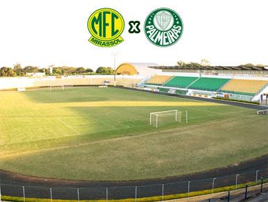 Pré-jogo Mirassol x Palmeiras