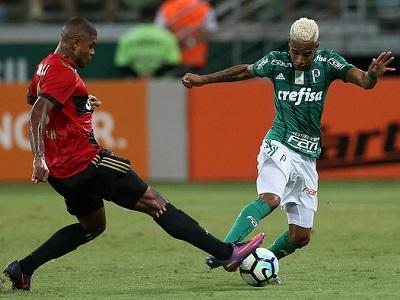 Palmeiras 5x1 Sport