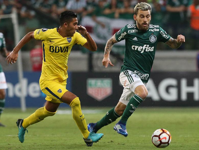 Palmeiras 1x1 Boca Juniors
