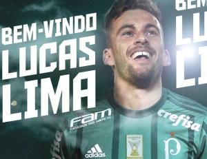 Bem-vindo Lucas Lima