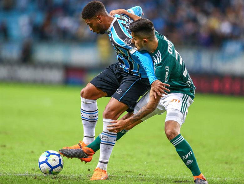 Grêmio 0x2 Palmeiras