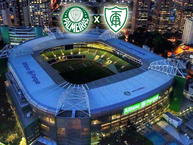 Pré-jogo: Palmeiras x América-MG