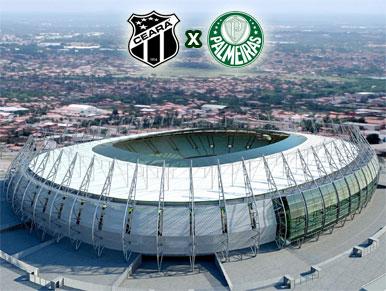 Pré-jogo: Ceará x Palmeiras
