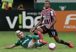 Victor Luis vs. SPFC