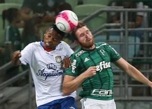 Fabiano vs. São Caetano