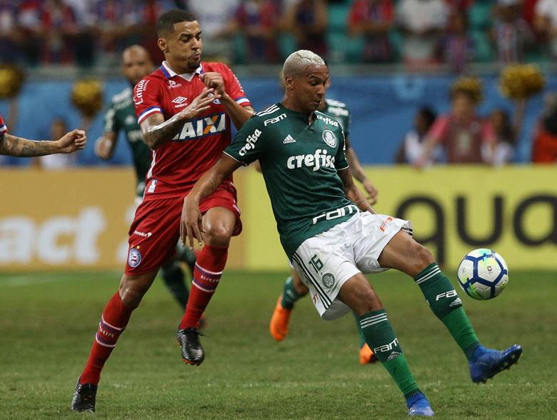 Bahia 0x0 Palmeiras