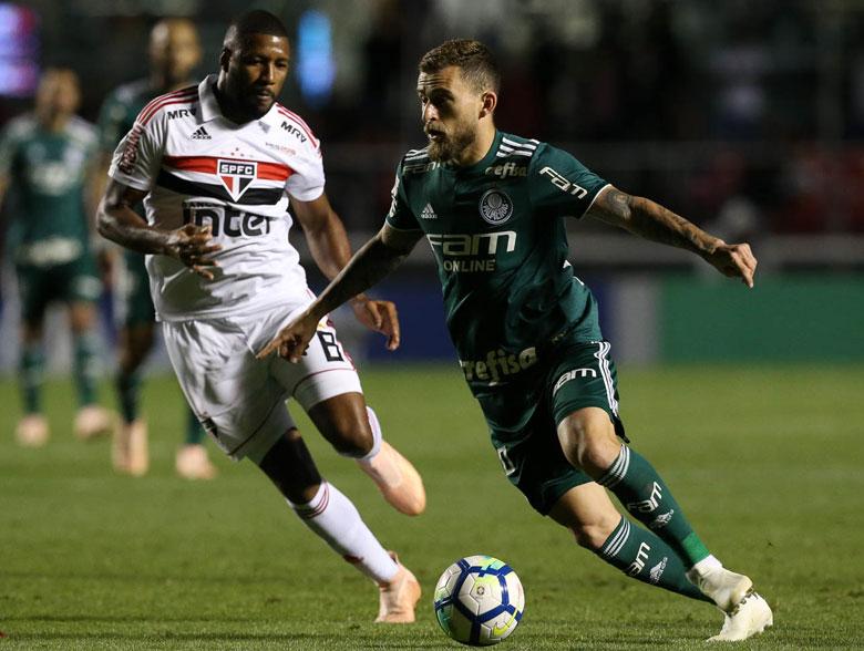 SPFC 0x2 Palmeiras