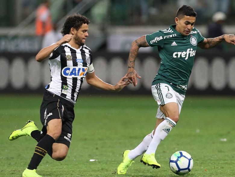 Palmeiras 3x2 Santos