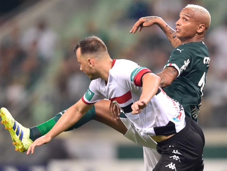 Palmeiras 1x0 Botafogo-SP