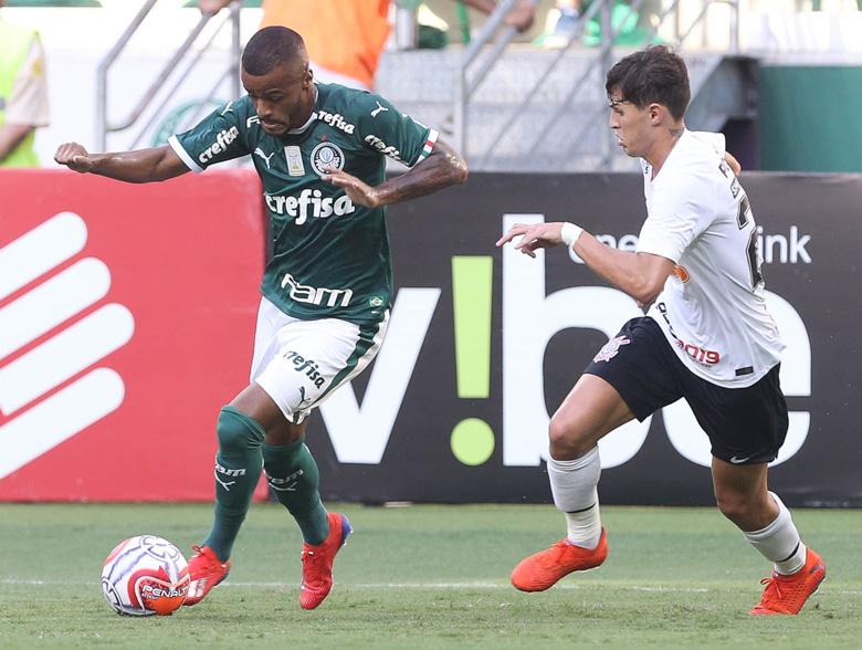 Palmeiras 0x1 SCCP