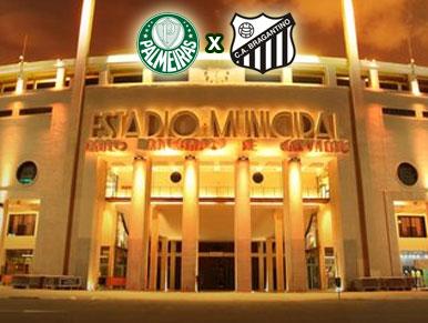 Pré-jogo Palmeiras x Bragantino