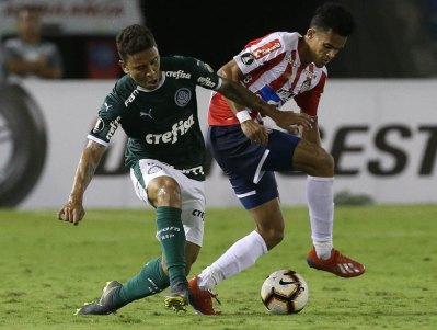 Junior 0x2 Palmeiras