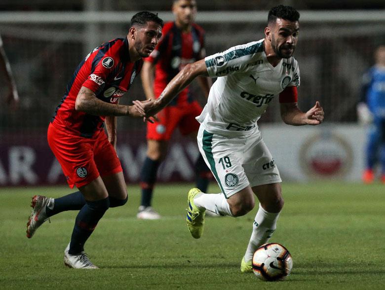 San Lorenzo 1x0 Palmeiras