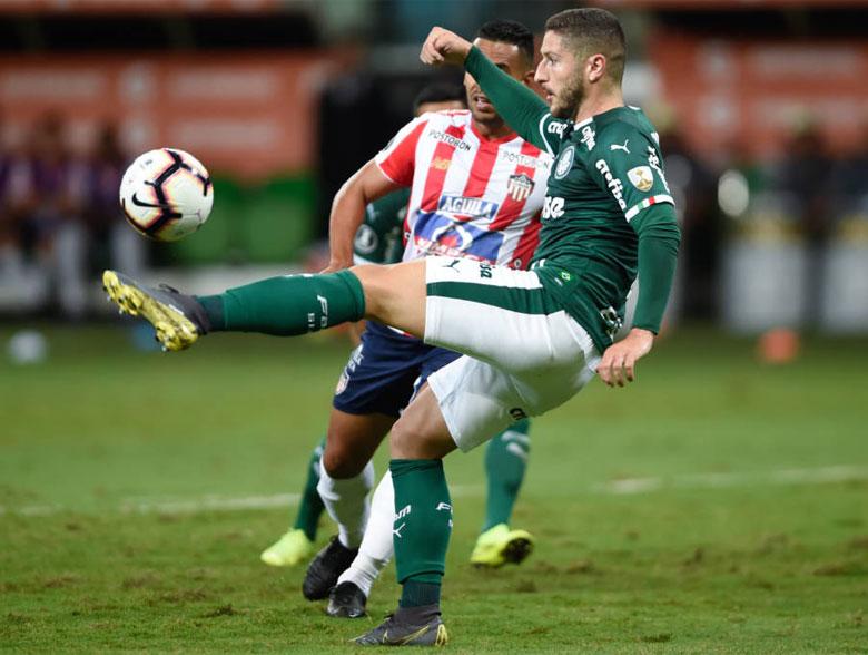 Palmeiras 3x0 Junior