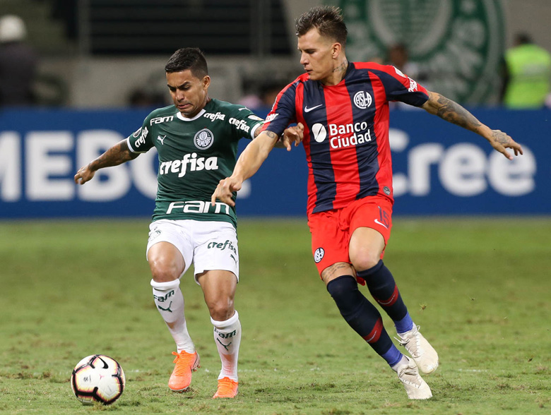 Palmeiras 1x0 San Lorenzo