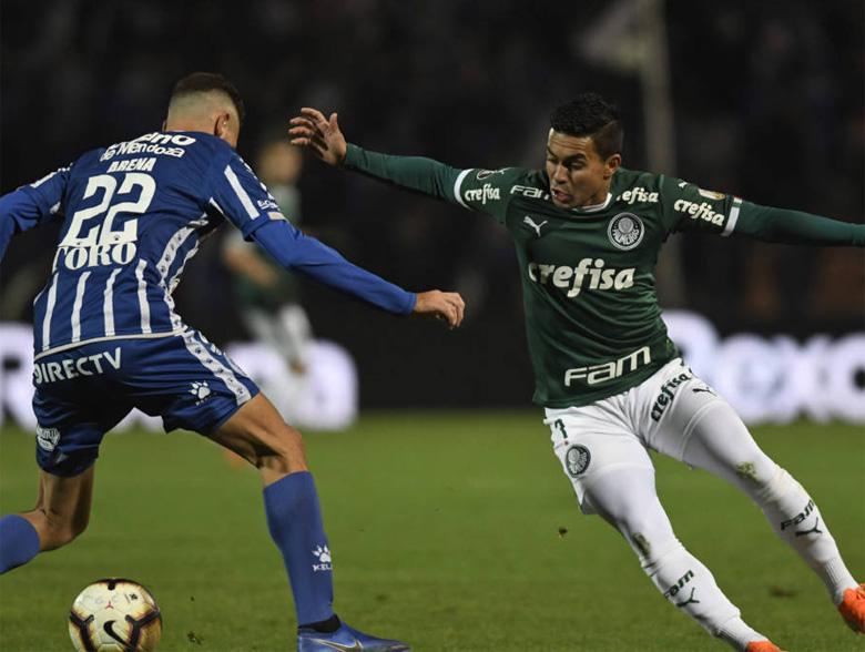 Godoy Cruz 2x2 Palmeiras