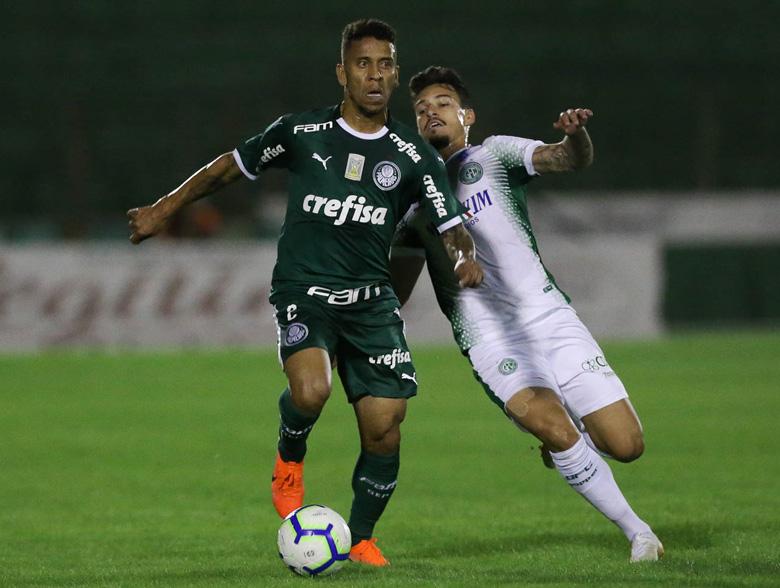Guarani 2x1 Palmeiras