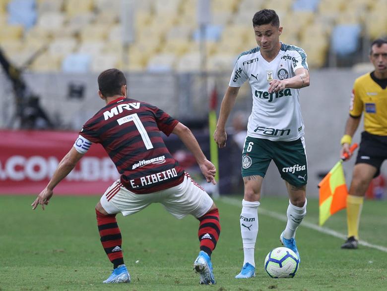Flamengo 3x0 Palmeiras